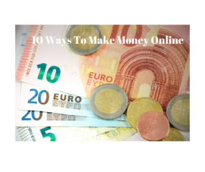 make money online infographic