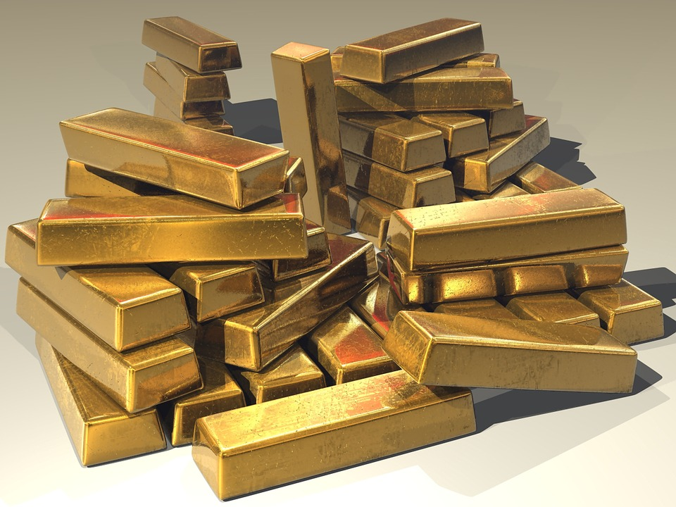 big-gold-ingots